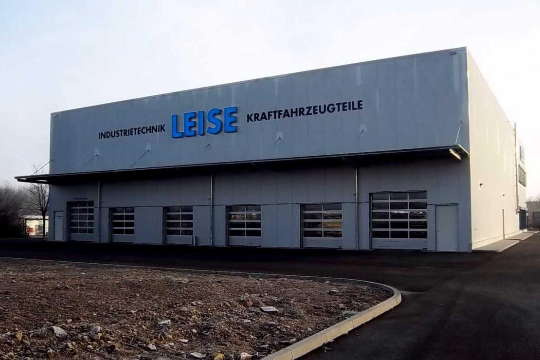 Leise, Arnstadt