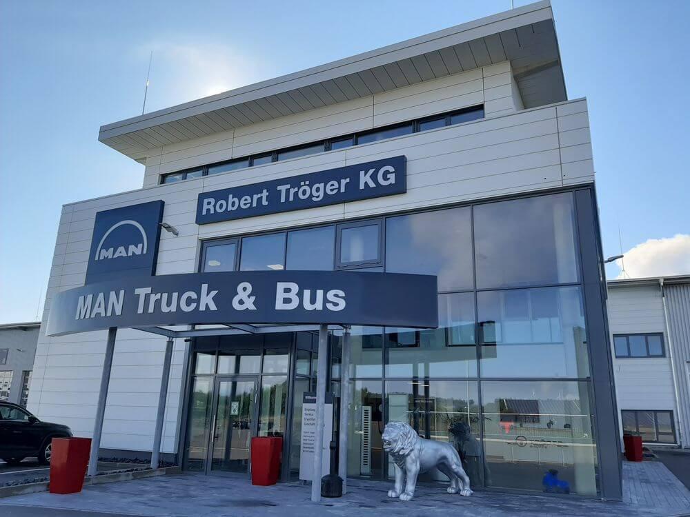 Robert Tröger KG, 95030 Hof
